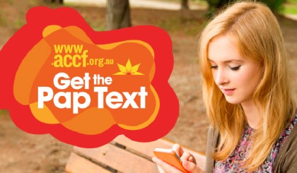 Get the Pap Text – A FREE Initiative