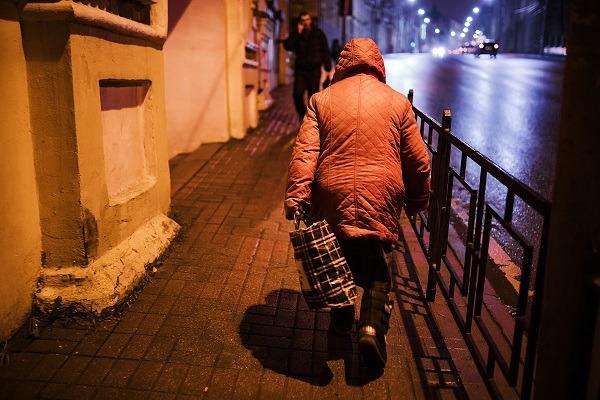 Older Women's Homelessness