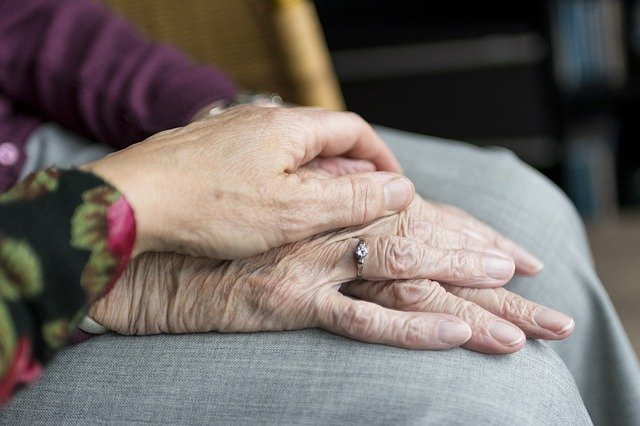 Is an Older Person you know at Risk?