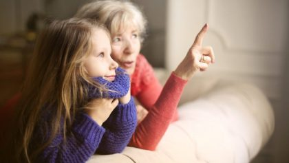 Asking Grandparents to Stay Away