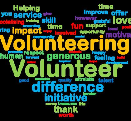 Happy National Volunteer Week