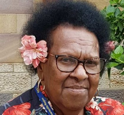 Congratulations Aunty McRoseElu