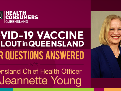 COVID-19 Vaccine Rollout in Qld