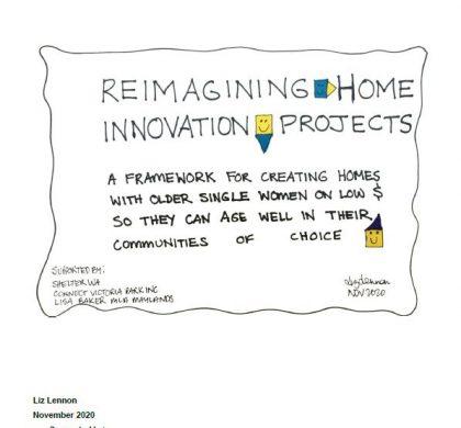 Reimagining Home Report