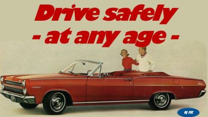 Driving safely at any age